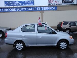 2000 Toyota Echo Sedan E-TESTED & CERT Kitchener / Waterloo Kitchener Area image 11