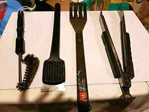 BBQ tools $4 each. ALL IN $12