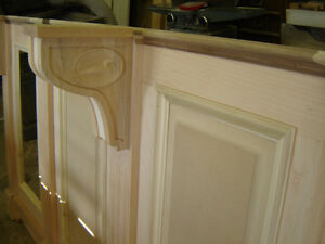 Wood and MDF Cabinet Doors/ Refacing cabinets Peterborough Peterborough Area image 7