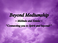 BEYOND MEDIUMSHIP - Mediumship Development Circle - St. Thomas.