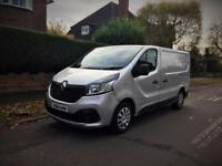 2014 Renault Trafic Bi Turbo 1.6 dCi Energy SL27 120 Business+ Air Con Ony 93k