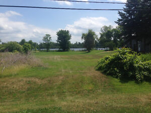 GORGEOUS WATERFRONT LOT ON RIDEAU RIVER - KARS ON