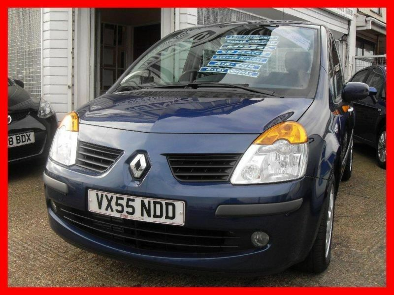 2005 renault modus 1 5td dynamique 5dr in ilford london gumtree. Black Bedroom Furniture Sets. Home Design Ideas