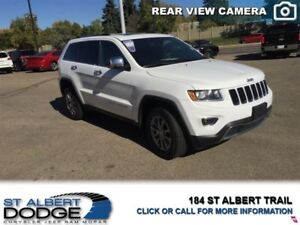 2016 Jeep Grand Cherokee Limited   | LEATHER | BACK CAM | REAR H