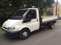 """Ford transit twin wheel pick up 53 10""""6 alloy body very clean"""