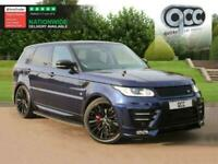 Land Rover Range Rover Sport EVOLVED RRS3 CONVERSION SDV6 AUTOBIOGRAPHY DYNAMIC