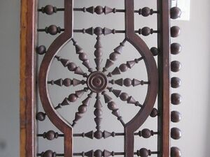 Vintage Interior Victorian Era Solid Wood Room Divider Cambridge Kitchener Area image 8