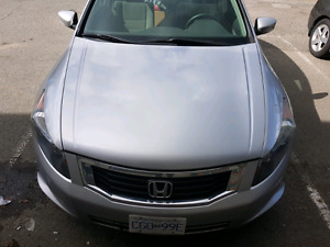 2008 Honda Accord EX 4 cylinder