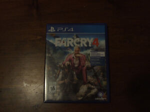 FarCry 4 For PS4 Kitchener / Waterloo Kitchener Area image 1