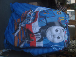 Thomas the Train Comforter and Sheets