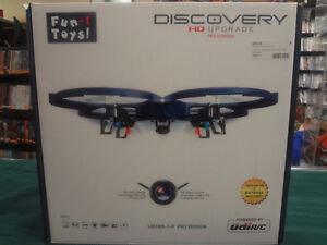 DISCOVERY HD PRO DRONE