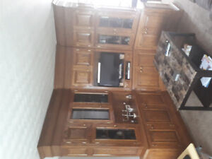 Excellent condition,old , entertainment space and alot more room