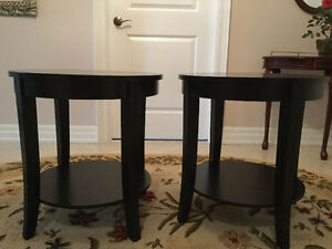 2 SIDE TABLES FOR $70!