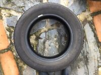 Pair of tubeless winter tyres for sale