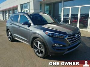 2017 Hyundai Tucson   One Owner