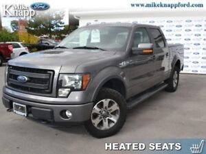 2013 Ford F-150   Fx4, 4X4, Leather
