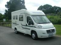 AUTOTRAIL EXCEL 600 B , Compact 4 berth motorhome with French Bed