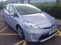 2013/13 TOYOTA PRIUS PURPLE COLOR, JAPANESE FRESH IMPORT