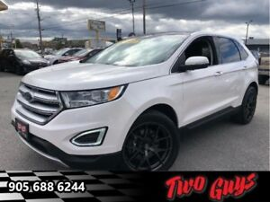 2015 Ford Edge SEL  - NAV -  PANORAMA ROOF -  LEATHER