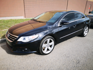 2009 volkswagen CC luxury 2.0 Turbo