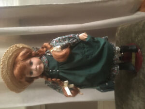 Anne of green Gables doll - for Sale.