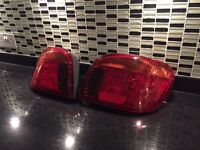 Genuine Toyota LED Tail Lights ** FOR YARIS T SPORT ** Like New Condition