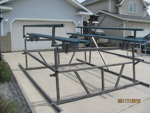 """""""BRAND NEW"""" CANTILEVER PONTOON BOAT LIFTS Prince George British Columbia image 5"""