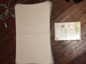 Wii console bundle, guitar, DJ, fit, other games Cambridge Kitchener Area image 2