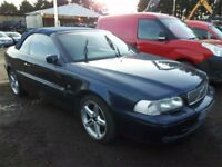 2002 VOLVO C70 T5 GS NOW BREAKING FOR PARTS