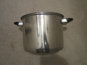 7.5 L  stainless steel Phillip pot