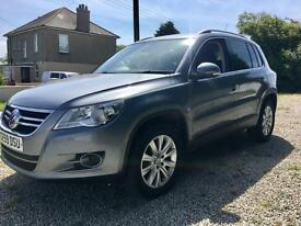 Volkswagen Tiguan 2.0TDI ( 140ps ) 4Motion 2009MY SE
