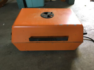 Electric BBQ (small)