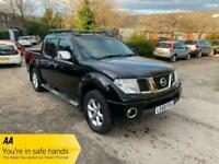 2008 Nissan Navara DCI LONG WAY DOWN EXPEDITION Auto PICK UP Diesel Automatic