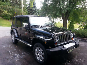 2012 Jeep Wrangler 4x4 Safetied/Certified
