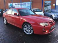2005 MG ZT 2.0 135 CDTi + Saloon 4dr Diesel Manual (163 g/km, 129 bhp)