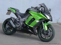 2014 Kawasaki Z1000SX GBF