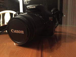 Canon T3 Camera Kit and Accessories