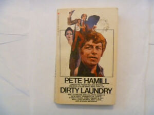 DIRTY LAUNDRY by Pete Hamill - 1985 Paperback