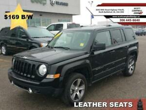 2017 Jeep Patriot High Altitude *$169 B/W*