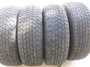 4 pneus 205-65-16