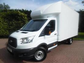 2014/64 Ford Transit T350 LWB LUTON WITH TAIL LIFT