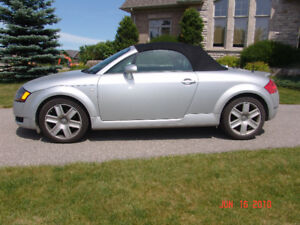 2006 Audi TT Auto 1.8L two door Convertible