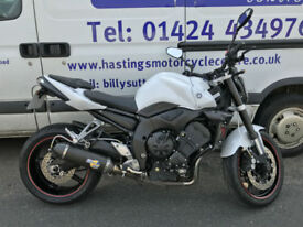 Yamaha Naked Fazer 1000 / FZ1 / FZ / FZ1N / Finance + Nationwide Delivery