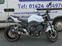 Yamaha Naked Fazer 1000 / FZ1 / FZ / FZ1N / Finance + Nationwide Delivery
