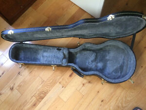 Guitar Case for Les Paul (Gibson or Epiphone)