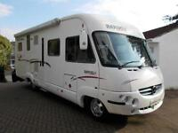 Rapido 997M Le Randonneur A Class 4 Berth Motorhome Fixed Bed with Garage