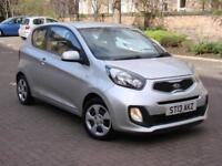FINANCE AVAILABLE!!! 2013 KIA PICANTO 1.0 1 3dr, 1 YEAR MOT, FSH 1 FORMER KEEPER