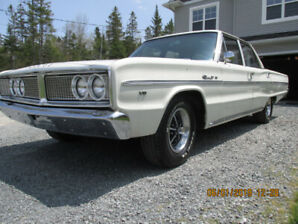 1966 Dodge Coronet Automatic 318 Looks Great, Runs Great