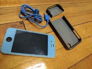 Unlocked Iphone 4 16GB Bundle