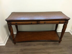 Buffet / Sideboard / Hall table - Classic style, solid wood